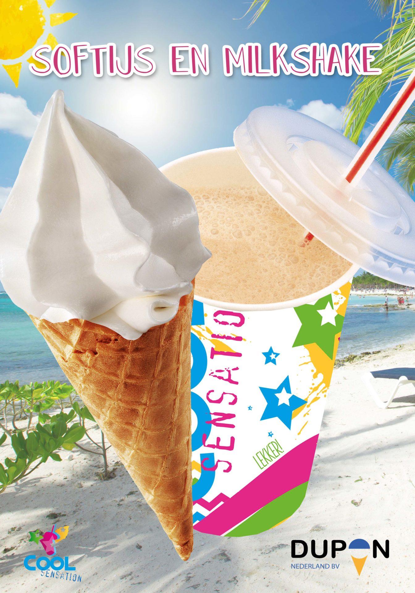 ijs en shake