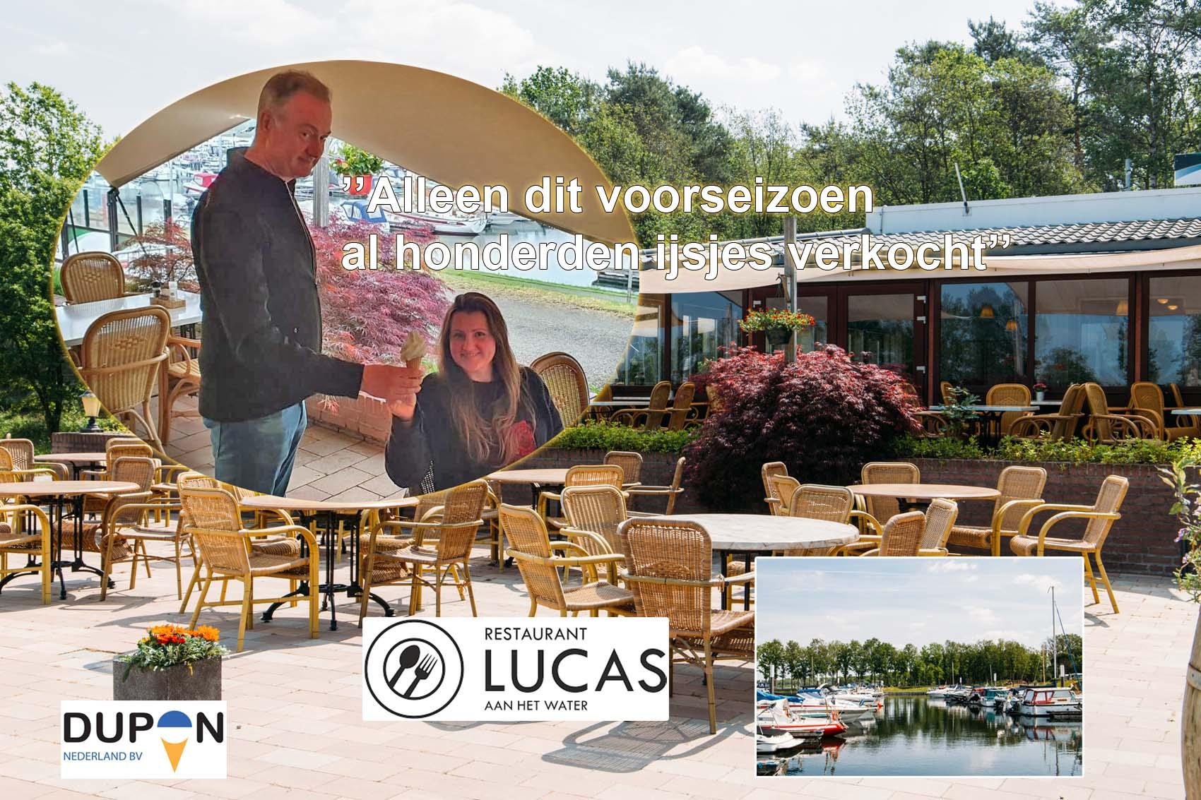 Lucas aan het water klein formaat website
